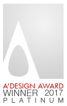 A'Design Award  Platinum